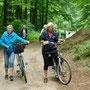 Bordesholmer Landfrauen, Radtour um Bordesholm im Juli 2018