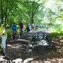 Bordesholmer Landfrauen, Radtour um Brügge im Juni 2019