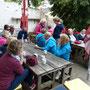 Bordesholmer Landfrauen; Radtour Kühlungsborn; 3. Tag (13.06.2018)