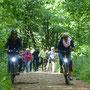 Bordesholmer LandFrauen; 3-Tage-Radtour am Schaalsee im Juni 2017; 2. Tag