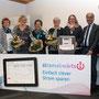 """Bordesholmer LandFrauen; Verleihung der Sonderpreise bei der Aktion """"stromabwärts"""" im Februar 2017, Copyright: """"Foto: Jens Neumann / EKSH"""""""