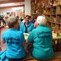 Bordesholmer Landfrauen, Tagesfahrt ins Alte Land und Blankenese im Mai 2019
