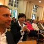 Hannes Heissl, Finanzreferent von Wir Sind Europa mit Publikum