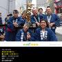 金生谷 紀代美さん:三社祭、2018年5月19日、ウィンズ前