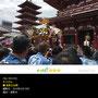 チコさん:三社祭、2018年5月19日、浅草寺