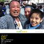 東 直樹さん:三社祭、2018年5月20日、東京都台東区