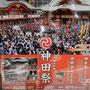 svanejyu8さん:「神田祭」神幸祭 5月13日(土), 神輿宮入 5月14日(日), 神田明神