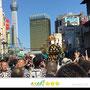 土屋 勝さん:三社祭、東京都台東区