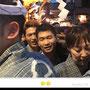 浦安當穆 坂本真実さん:浅草三社祭 宵宮 町内神輿連合渡御、2018年5月19日、千草町会
