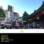 森村将也さん:浅草三社祭、2018年5月20日、浅草神社