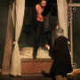 Graf Dracula (Holger Schlosser) vs. Dr. Van Helsing (Sascha Diener) | Foto: augen[werk]