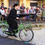 Don Camillo (Sascha Diener) wird verspottet | Foto: U. Pacher
