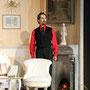 Graf Dracula (Holger Schlosser) im Hause Westenra | Foto: augen[werk]