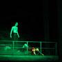 Graf Dracula (Holger Schlosser) & Lucy (Julia Coolens) | Foto: augen[werk]
