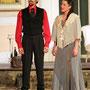 Dracula (Holger Schlosser) & Mina (Carolin Olbricht) | Foto: augen[werk]