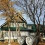 10月末 ニッカウヰスキー北海道工場・余市蒸溜所