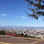 旭山記念公園より市内を眺める