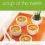 Cartel Sopa de la semana Refresh China (2012)