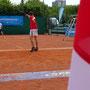 Einziger Schweizer-Einsatz auf dem Center Court