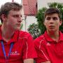Herren-Doppel: Junker/Wirth