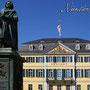 Alte Post mit Beethoven-Denkmal