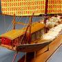 34-3 ファラオ王朝の旅客船 Pharaoh Nile Ship  国 籍   nationality     エジプト 建造年  age     BC2400 縮 尺   scale   1/30 製作方法 kit or scratchbuilt     自作    津久居 廣 Hiroshi Tsukui