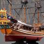 14 プリンス・ウイレム PRINS WILLEM  国 籍   nationality  オランダ 建造年  age   1650 縮 尺   scale  1/100  製作方法 kit 製 作:谷亀 隆興 Takaoki Yagame