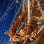 35-48 オネイダ USS ONEIDA   年代   1809     船籍  アメリカ    縮尺 1/48     素材   自作   Scratch built    製作者  梅田 安次  Yasuji Umeda