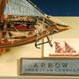 35-29 アロー(アメリカン・ガンホート) USS ARROW   小林 忠雄  Tadao Kobayashi