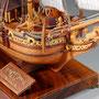 34-17  ロイヤル・ヨット  Royal Yacht  国 籍   nationality     イギリス 建造年  age     1675 縮 尺   scale   1/36 製作方法  scratchbuilt     自作  製 作:村石 忠一 Tadaichi Muraishi