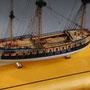 30-48 ラ・ルノメ  LE RENOMMEE  1744 フランス 1/300 スクラッチビルト  坪井 悦朗 Etsuro Tsuboi