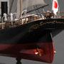 30-43 明治丸  MEIJIMARU  1874 日本  1/96 スクラッチビルト  赤道 達也 Tatsuya Akamichi