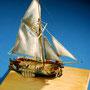 35-31  オランダの砲艦 CANNONIERA OLANDESE  小林 紀雄  Norio Kobayashi