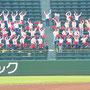 2009.3 関西独立リーグ 神戸9クルーズの応援