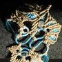 """particolare bracciale """"Morgana"""" 1. venduto"""