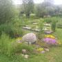 jardin botanique de Cerdagne, axe sud-nord, photo E. Depuiset