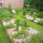 jardin botanique de Cerdagne, axe nord-sud, photo E. Depuiset