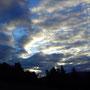 le ciel sur la coume del vent , novembre 2012