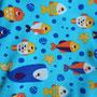 Fische bunt - Lillestoff