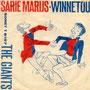 The Giants - Sarie Marijs op het Zweedse Sonet label