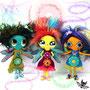 Lorelle, Shea & Bluebell