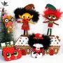 Christmas spookies