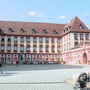 Das Stadtschloss in Bayreuth