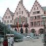"""Frankfurt: der """"Römer"""""""