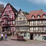 Miltenberg: der berühmte Marktplatz