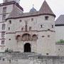 Die Festung Marienberg oberhalb von Würzburg