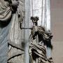 Im Mainzer Dom: Die Uhr ist abgelaufen