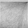 Landstriche - Graphitzeichnung - 150 cm x 150 cm