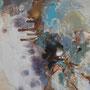 ≪増幅≫ 2009 65.3×40.5 3枚1組  油彩、綿布・パネル