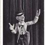 Basler Marionetten Theater - Saisonprogramm zur 20. Spielsaison (1963 - 1964) - Titelseite